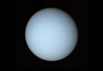 UranusBlandVoyagerPhoto