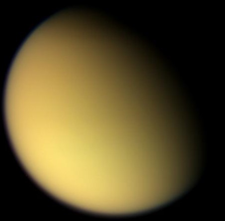 Looking on the Brightside of Titan
